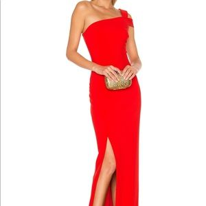 LIKELY Maxson Gown — Red Size 2 BRAND NEW W TAGS
